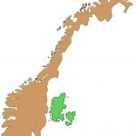 Norge Danmark
