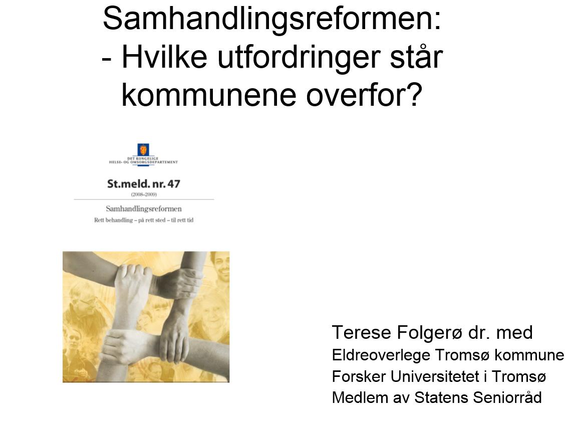 foredraghurdalssjoen2 - Presentasjoner fra konferansen på Hurdalssjøen
