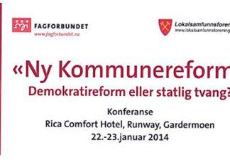 Kommunereformen: Demokratireform eller statlig tvang?