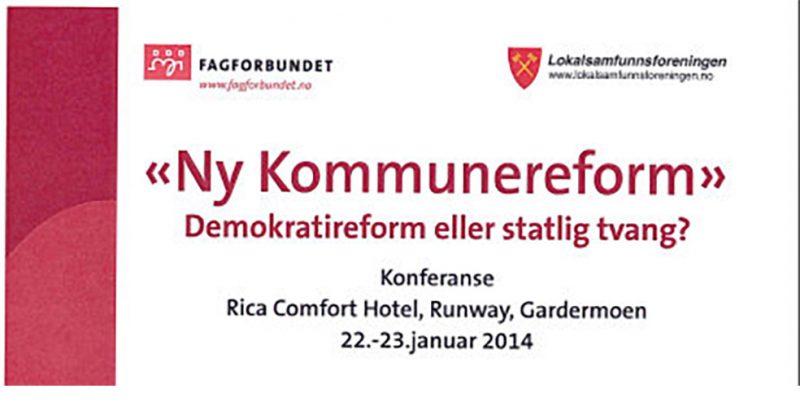 nykommunereform 800x415 - Kommunereformen: Demokratireform eller statlig tvang?