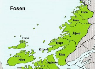 Fosens innbyggere ønsker 3 kommuner etter rundspørring