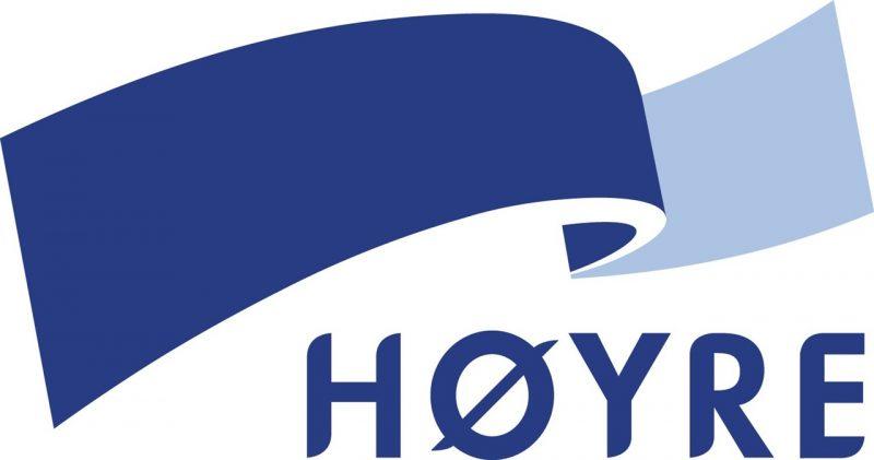 hc3b8yre logo1 800x421 - H advarte mot folkeavstemninger - les brevet!