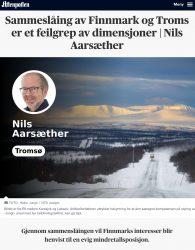 33289D80 6A38 4675 92B6 858D1D4BC9E8 195x250 - Prof. Aarsæther om Troms og Finnmark: Et feilgrep av dimensjoner!