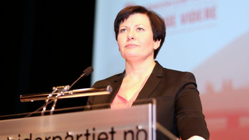 Helga Pedersen tidligere nestleder i Ap 800x450 - Tvang i Finnmark - innbyggerne ønsker ikke sammenslåing!