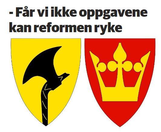 Vesttfold Telemark - Usikkerhet også om sammenslåingen av Vestfold og Telemark
