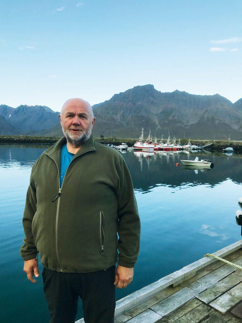 Ordfører Thomassen Loppa kommune 800x1067 - Politireform: Innbygger avvist - først da ordføreren selv ringte, kom politiet!