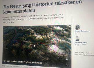 Kommunesammenslåing: For første gang i historien saksøker kommune staten!