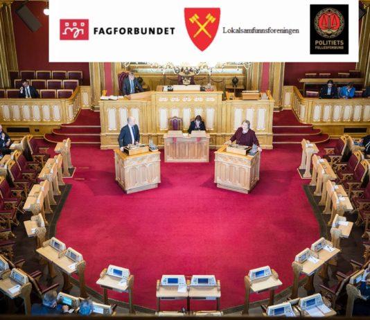 LOKALSAMFUNNSKONFERANSEN 2019 – Gardermoen 21.-22. januar