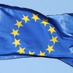 EU flagg 150x150 - velkommen