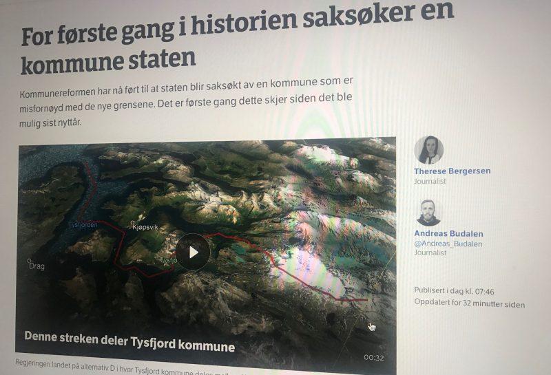 saksøker staten 800x545 - Kommunesammenslåing: For første gang i historien saksøker kommune staten!