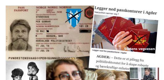 Hva slags land skal Norge bli når det bit for bit blir demontert og sentralisert?