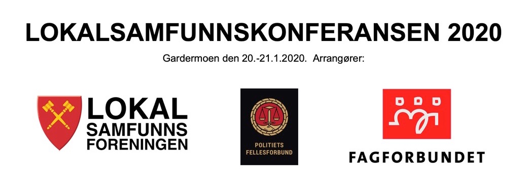 BILDE 19.10.2019 KLOKKEN 15.33 - Lokalsamfunnskonferansen 2020, 20.-21. januar